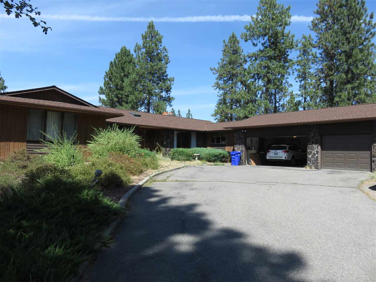 Single Family Home for Sale at 4317 S BALL Road 4317 S BALL Road Veradale, Washington 99037 United States