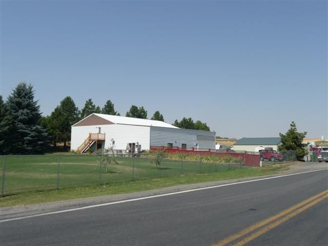 Commercial for Sale at 37624 S Old Highway 195 37624 S Old Highway 195 Rosalia, Washington 99170 United States