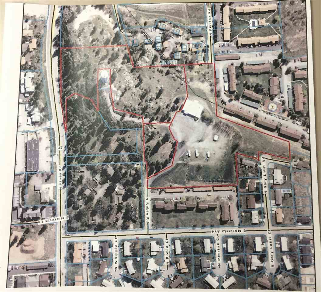 Land for Sale at 2605 N Robie Road 2605 N Robie Road Spokane Valley, Washington 99206 United States