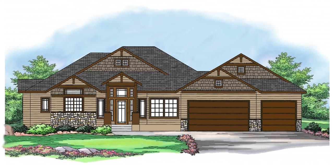 Single Family Home for Sale at 18105 E Memory Lane 18105 E Memory Lane Greenacres, Washington 99016 United States