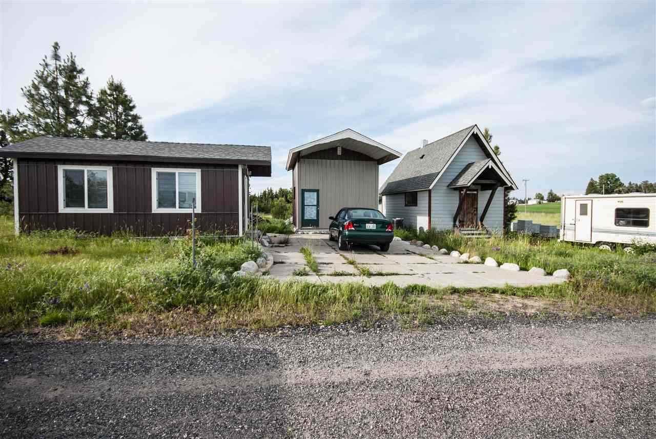 Land for Sale at 14204 S Madison Road 14204 S Madison Road Valleyford, Washington 99036 United States