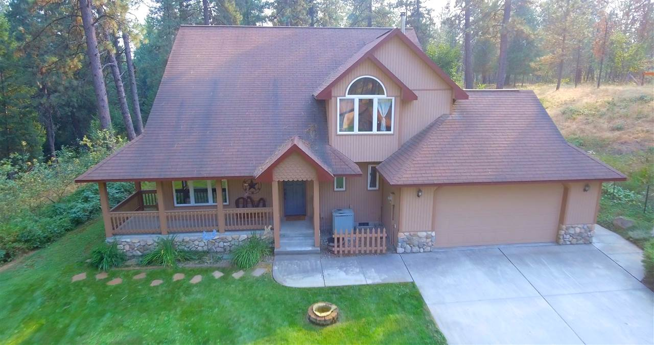 Single Family Home for Sale at 25011 N Lords Lane 25011 N Lords Lane Chattaroy, Washington 99003 United States