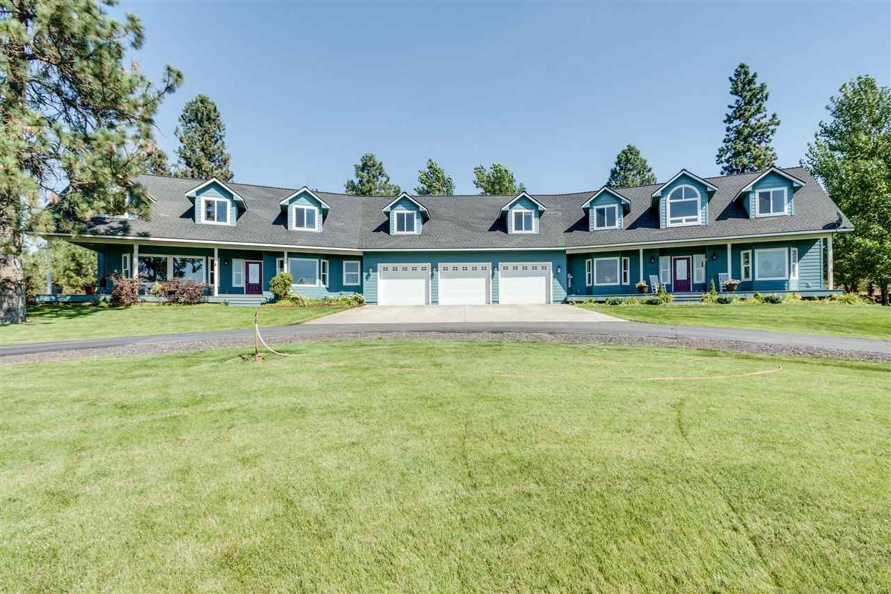 Single Family Home for Sale at 25123 W SR 904 Hwy 25123 W SR 904 Hwy Cheney, Washington 99004 United States
