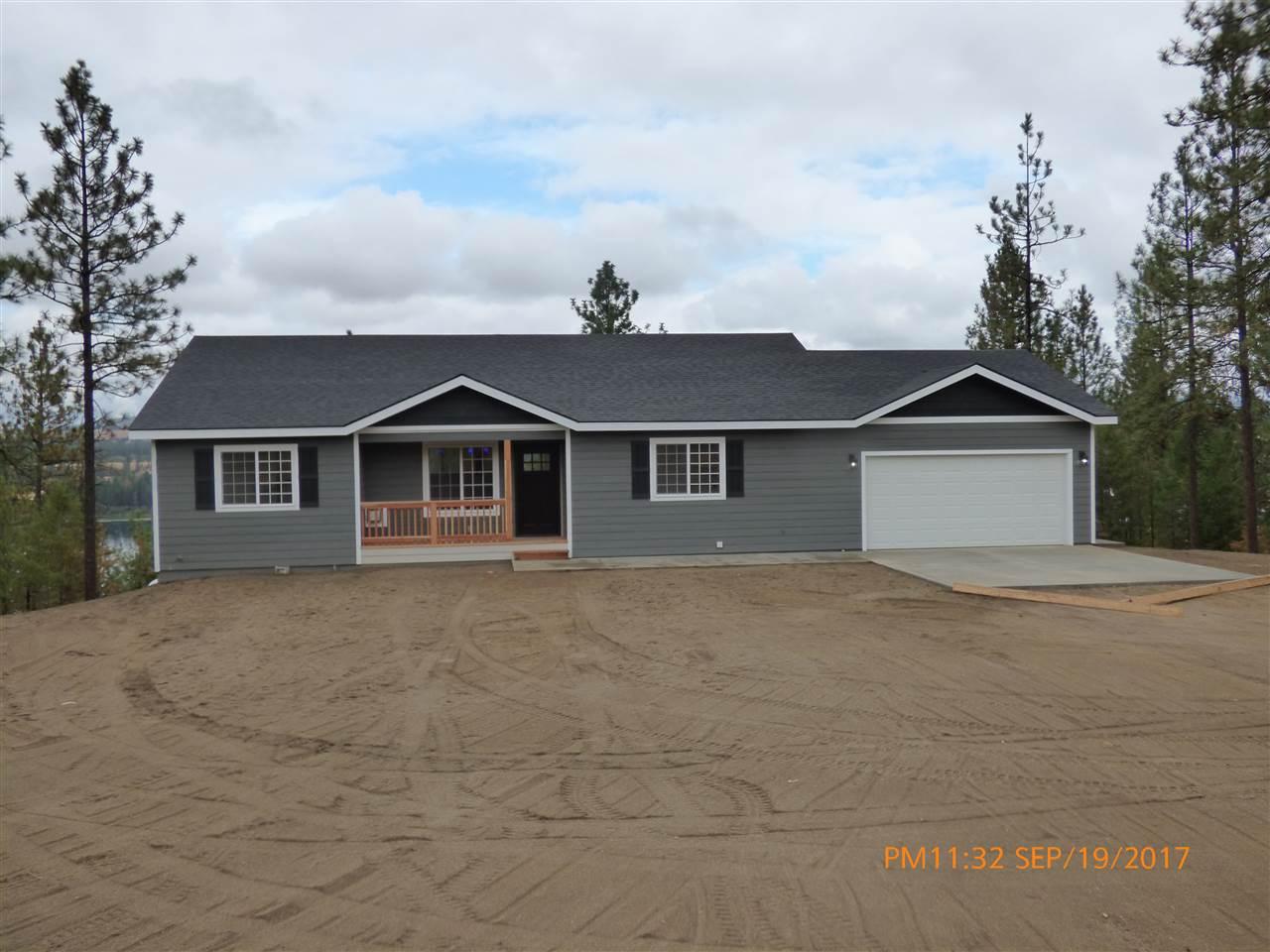 Single Family Home for Sale at 28820 W Long Lake Road 28820 W Long Lake Road Ford, Washington 99013 United States