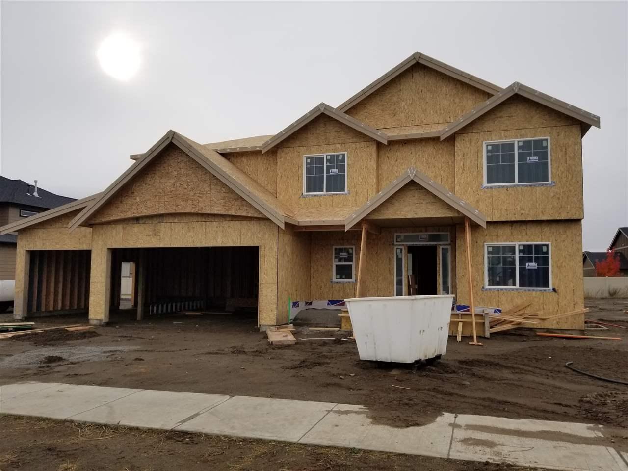 Single Family Home for Sale at 17624 E Belleaire Drive 17624 E Belleaire Drive Greenacres, Washington 99016 United States