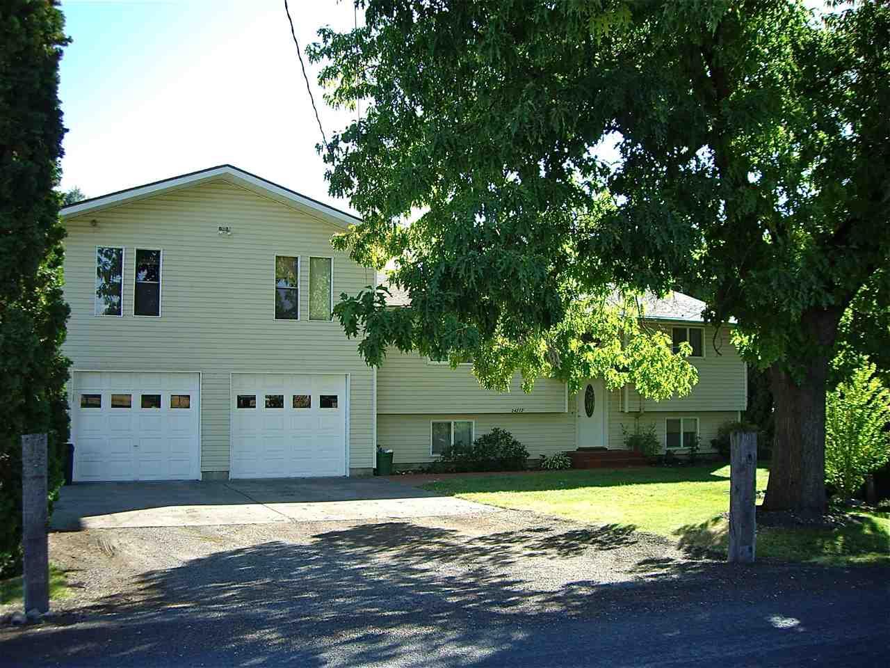 Single Family Home for Sale at 24212 E Joseph Avenue 24212 E Joseph Avenue Otis Orchards, Washington 99027 United States