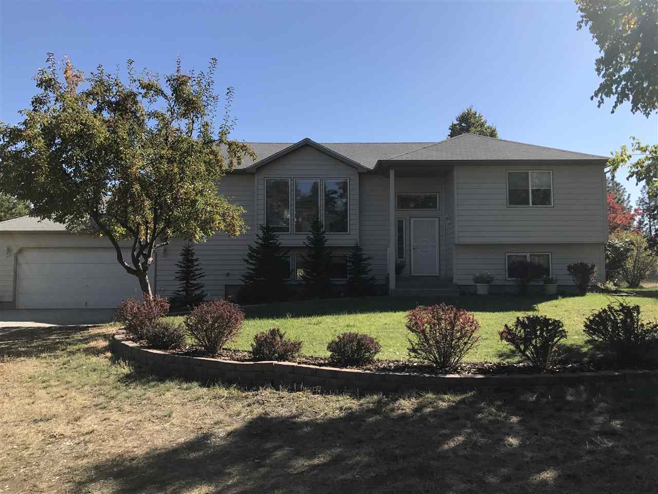 Single Family Home for Sale at 17610 W Deno Road 17610 W Deno Road Medical Lake, Washington 99022 United States