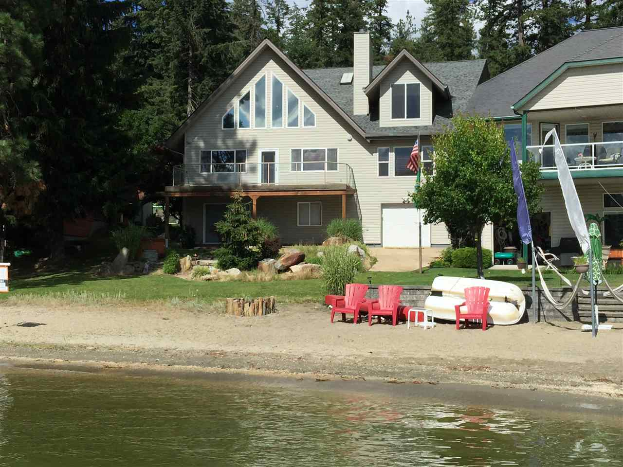 Single Family Home for Sale at 12907 N North Park Street 12907 N North Park Street Newman Lake, Washington 99025 United States