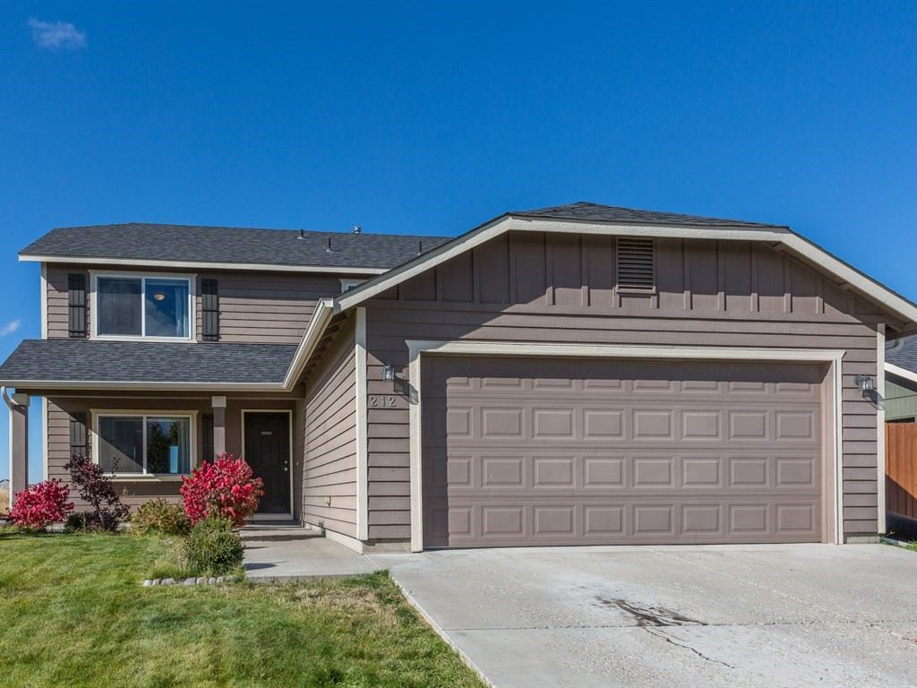 Single Family Home for Sale at 212 S Campbell Street 212 S Campbell Street Airway Heights, Washington 99001 United States