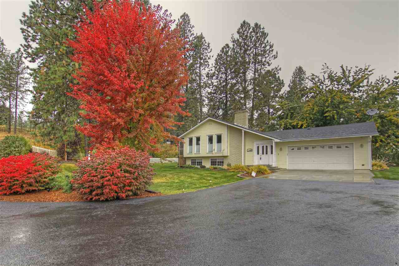 Single Family Home for Sale at 13821 S Murphy Road 13821 S Murphy Road Cheney, Washington 99004 United States