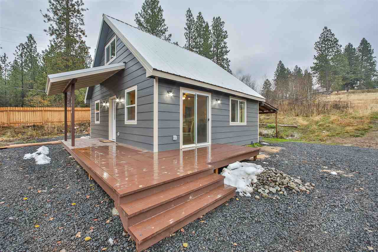 Single Family Home for Sale at 11510 E CONNOR Road 11510 E CONNOR Road Valleyford, Washington 99036 United States