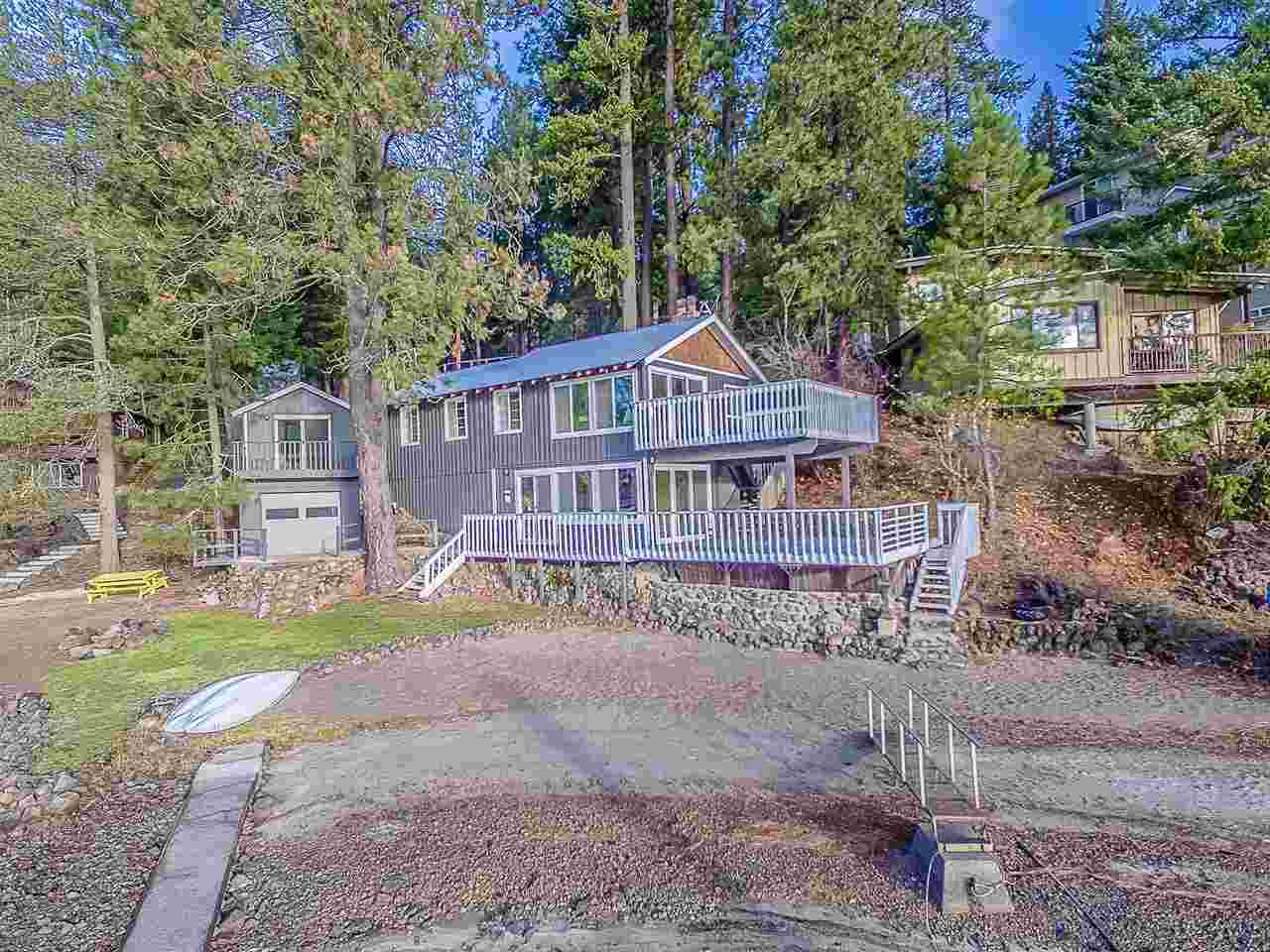 Single Family Home for Sale at 21126 S Four Echoes Road 21126 S Four Echoes Road Worley, Idaho 83876 United States