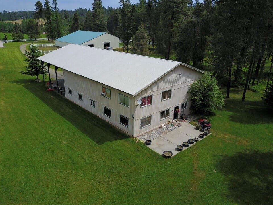 Single Family Home for Sale at 29429 N Monroe Road 29429 N Monroe Road Deer Park, Washington 99006 United States