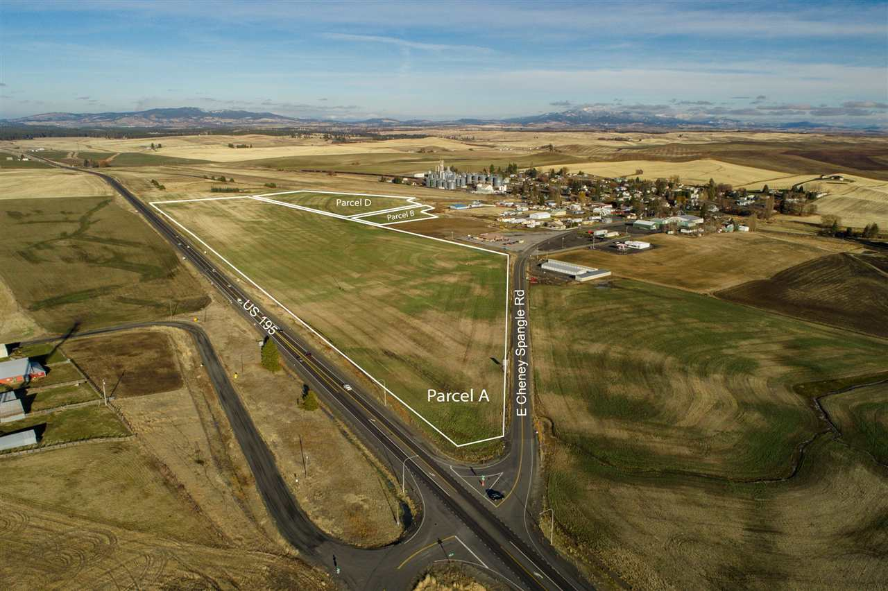 Land for Sale at XX SR 195 & Cheney Spangle Road XX SR 195 & Cheney Spangle Road Spangle, Washington 99031 United States