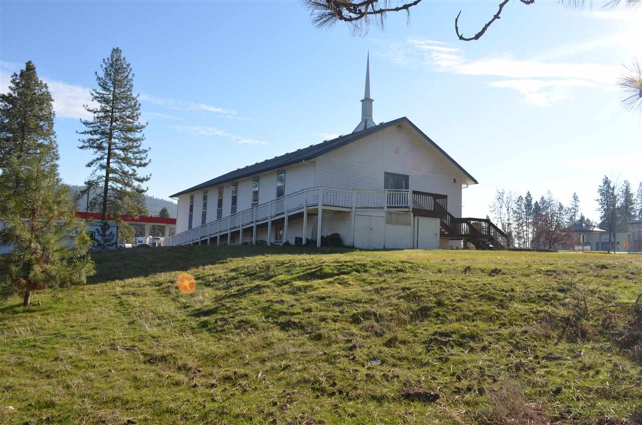 Commercial for Sale at 5920 Highway 291 Hwy 5920 Highway 291 Hwy Nine Mile Falls, Washington 99026 United States