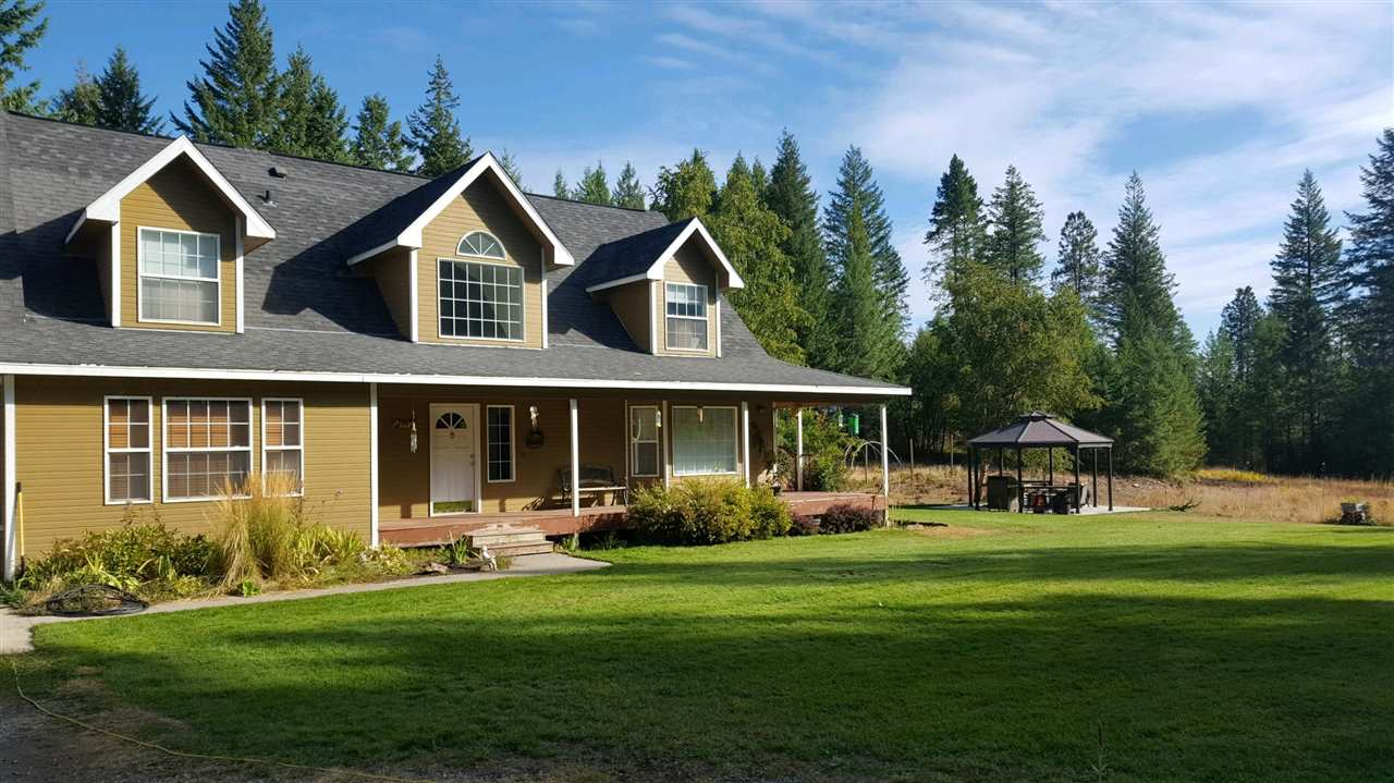 Single Family Home for Sale at 473 Monumental Road 473 Monumental Road Colville, Washington 99114 United States