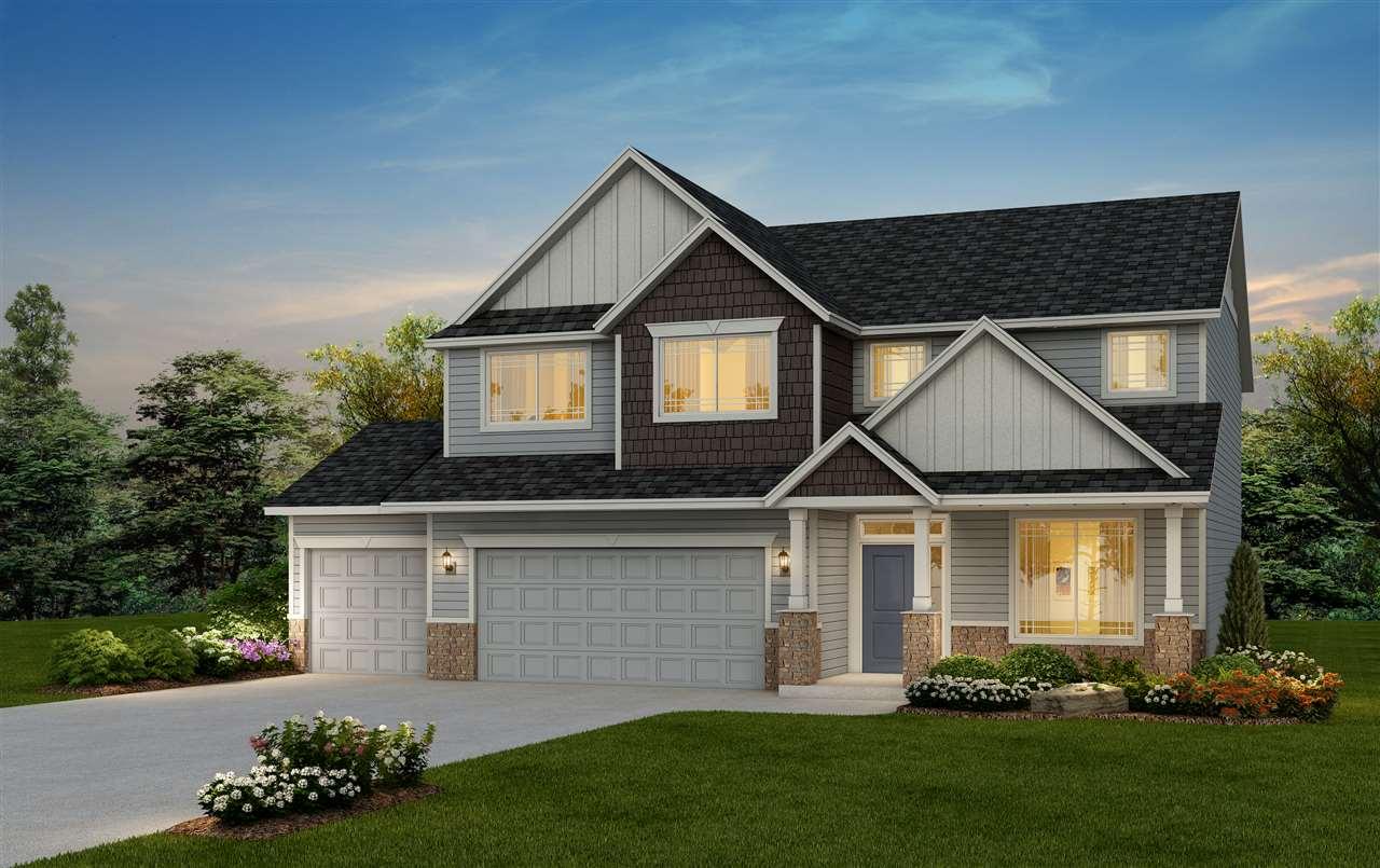 Single Family Home for Sale at 17522 E Sundance Court 17522 E Sundance Court Veradale, Washington 99016 United States