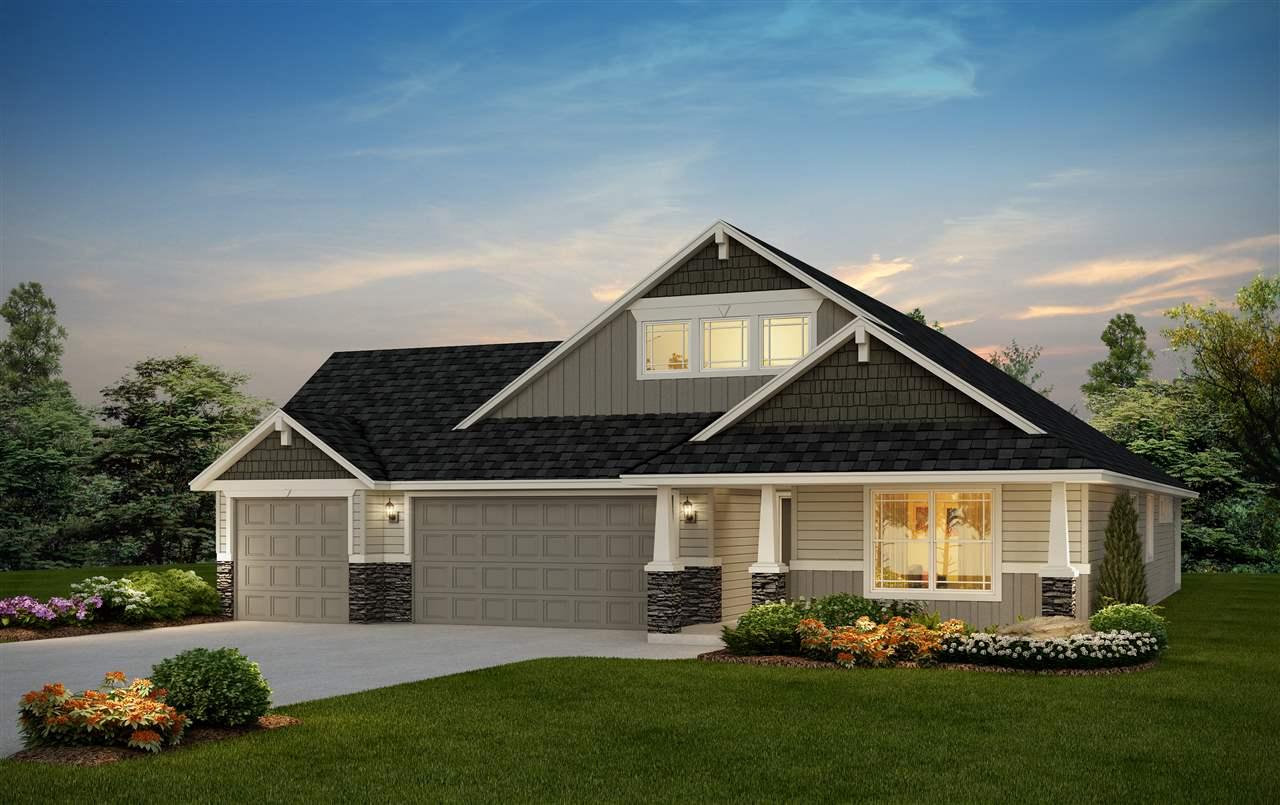 Single Family Home for Sale at 1727 S Sundance Drive 1727 S Sundance Drive Veradale, Washington 99016 United States