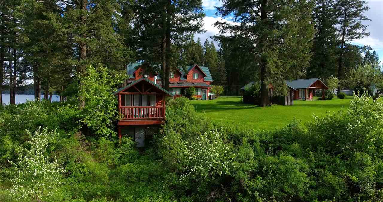 Single Family Home for Sale at 3869 N Deer Lake Road 3869 N Deer Lake Road Loon Lake, Washington 99148 United States