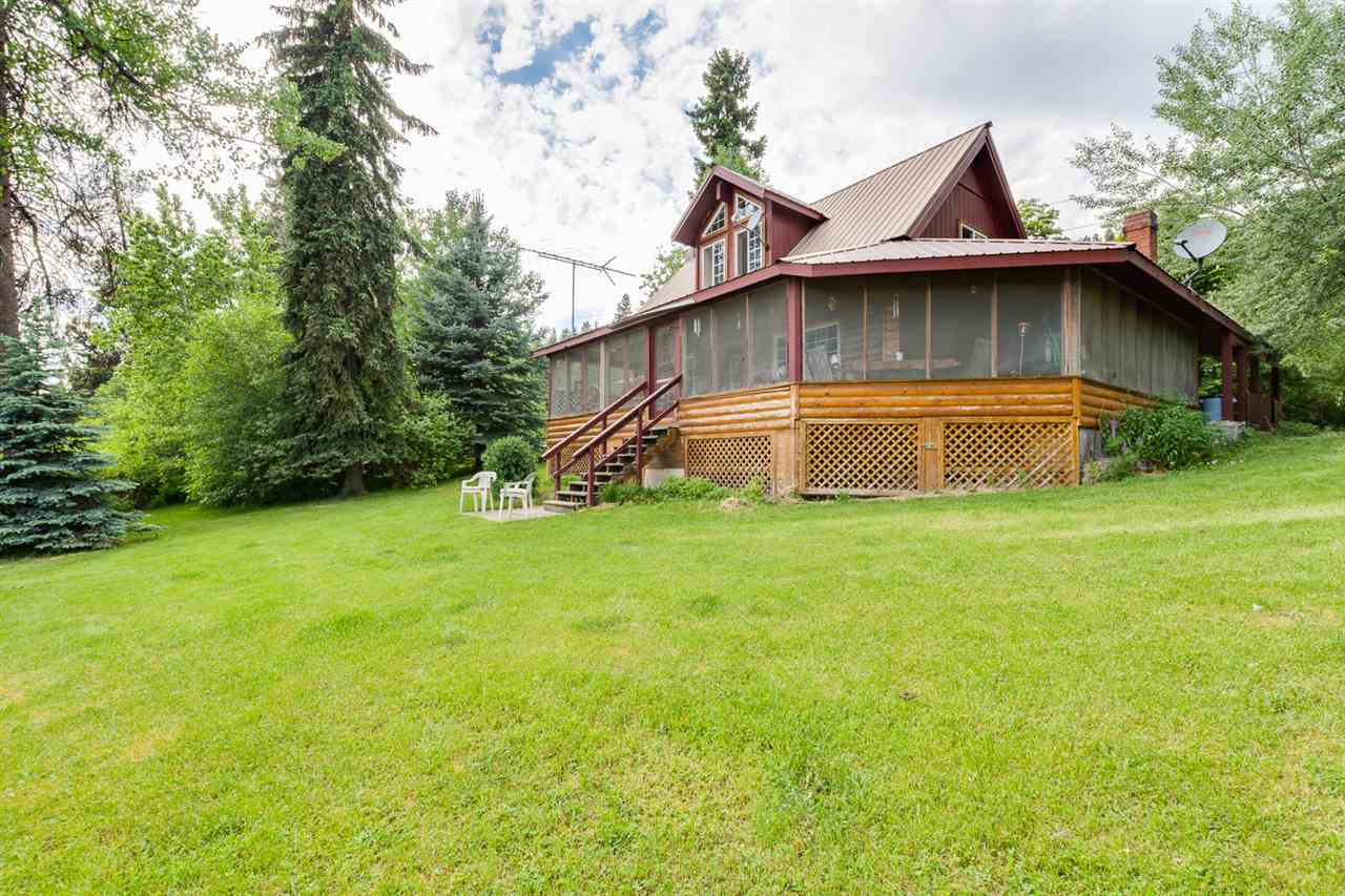 Single Family Home for Sale at 408171 Highway 20 408171 Highway 20 Cusick, Washington 99119 United States