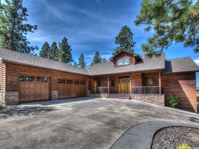 Single Family Home for Sale at 551 N Legacy Ridge Drive 551 N Legacy Ridge Drive Liberty Lake, Washington 99019 United States