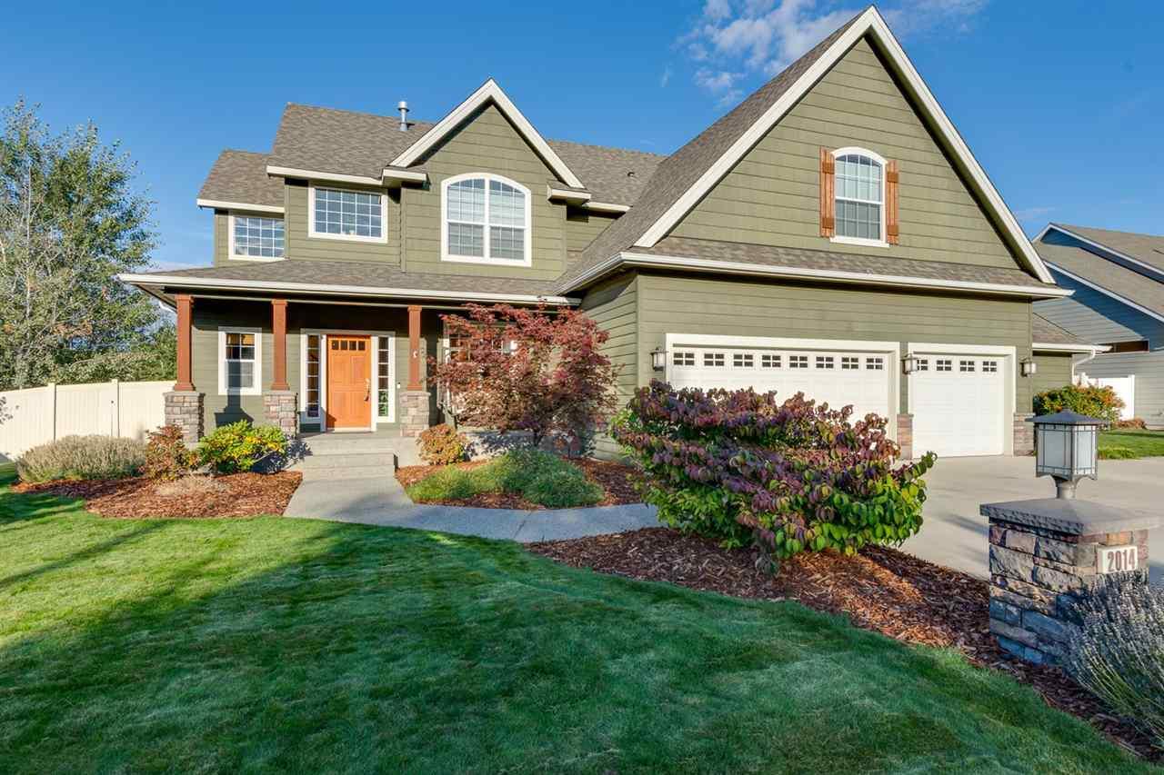 Single Family Home for Sale at 2014 S DUSK Lane 2014 S DUSK Lane Greenacres, Washington 99016 United States