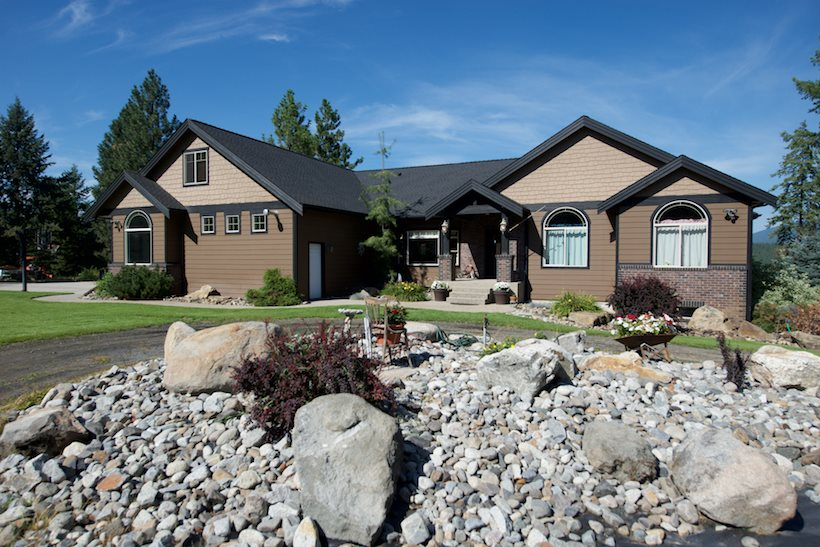 Single Family Home for Sale at 20703 N Dunn Road 20703 N Dunn Road Colbert, Washington 99005 United States