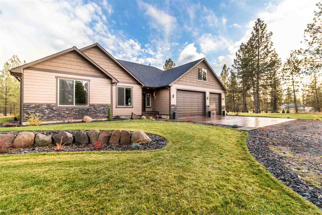 Single Family Home for Sale at 23707 S MALLOY PRAIRIE Road 23707 S MALLOY PRAIRIE Road Cheney, Washington 99004 United States