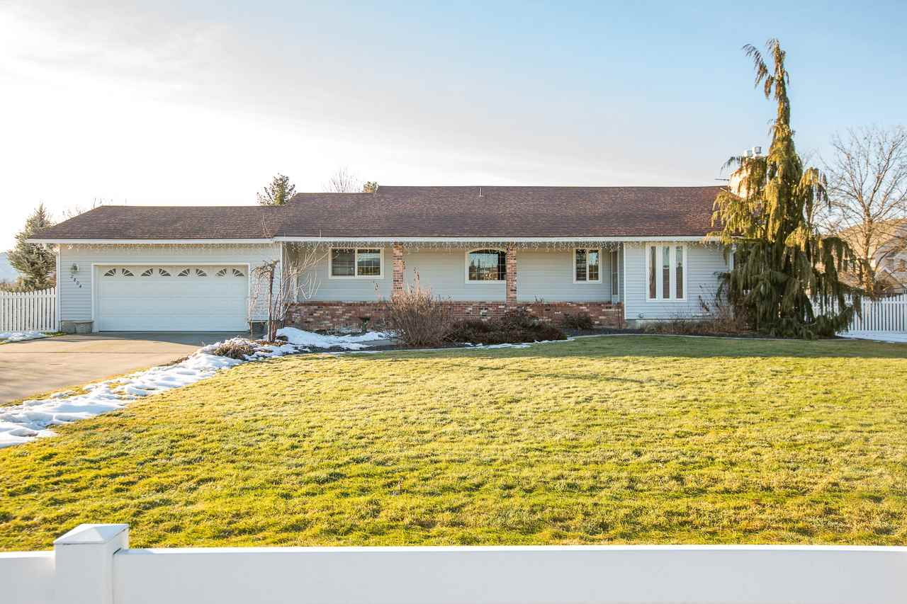 Single Family Home for Sale at 2804 S Adams Road 2804 S Adams Road Veradale, Washington 99037 United States