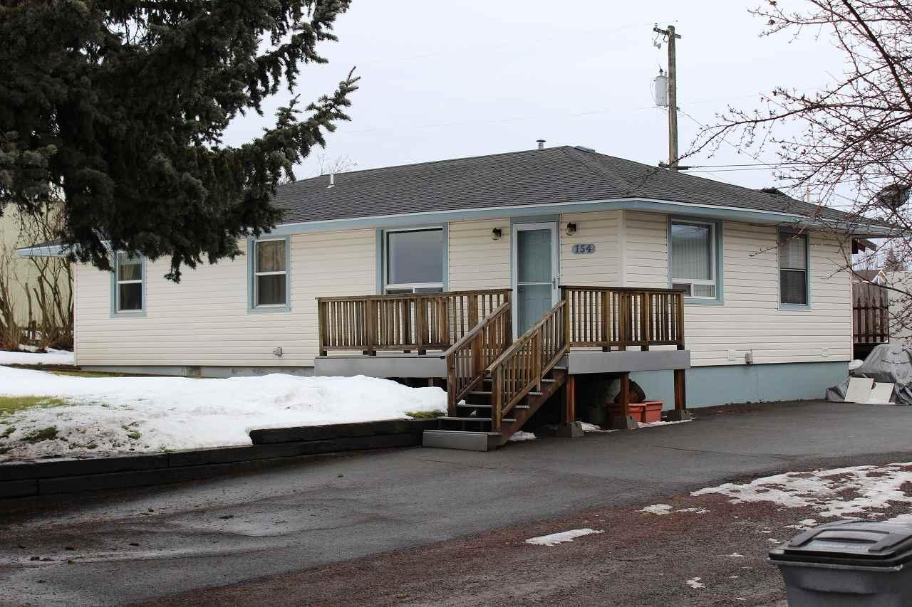 Single Family Home for Sale at 154 Logan Street 154 Logan Street Davenport, Washington 99122 United States