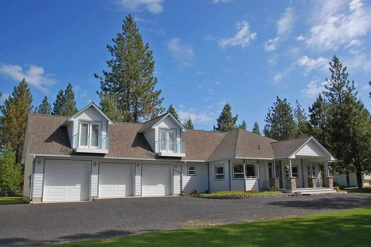 Single Family Home for Sale at 6498 Long Lake Drive 6498 Long Lake Drive Nine Mile Falls, Washington 99026 United States
