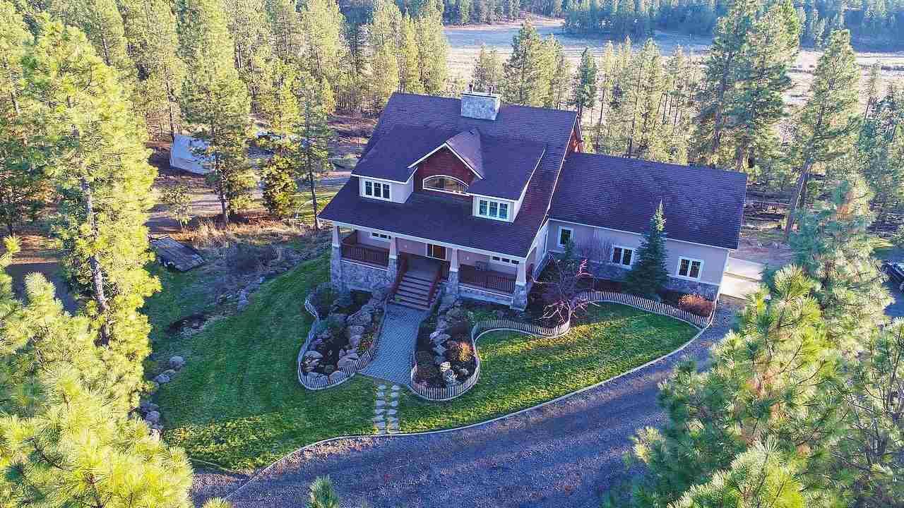 Single Family Home for Sale at 22707 S Gateway Lane 22707 S Gateway Lane Cheney, Washington 99004 United States