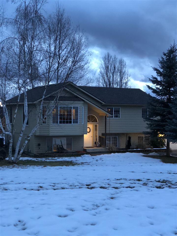 Single Family Home for Sale at 20612 E Watson Lane 20612 E Watson Lane Otis Orchards, Washington 99027 United States