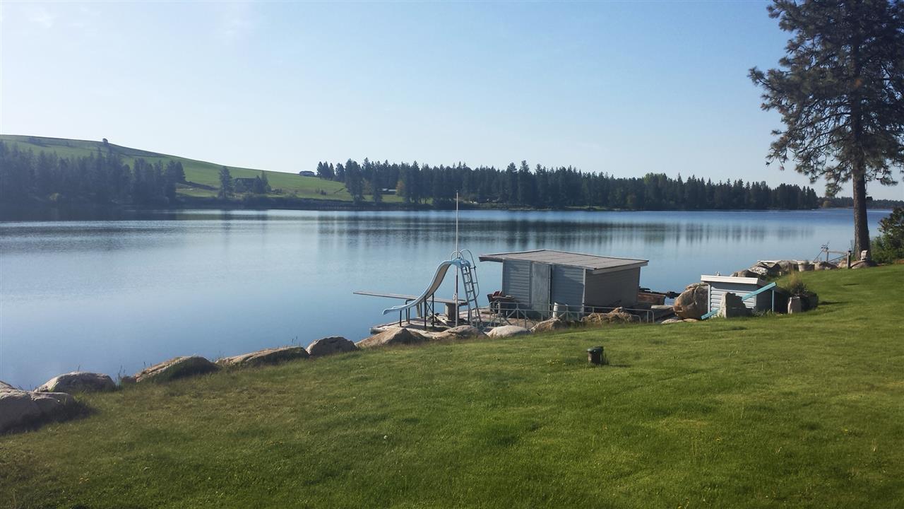 Single Family Home for Sale at 9407 S Freeman Drive 9407 S Freeman Drive Medical Lake, Washington 99022 United States