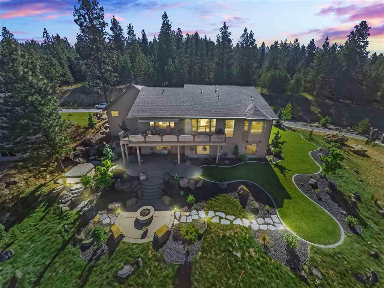 Single Family Home for Sale at 125 N Bella Lago Lane 125 N Bella Lago Lane Liberty Lake, Washington 99019 United States
