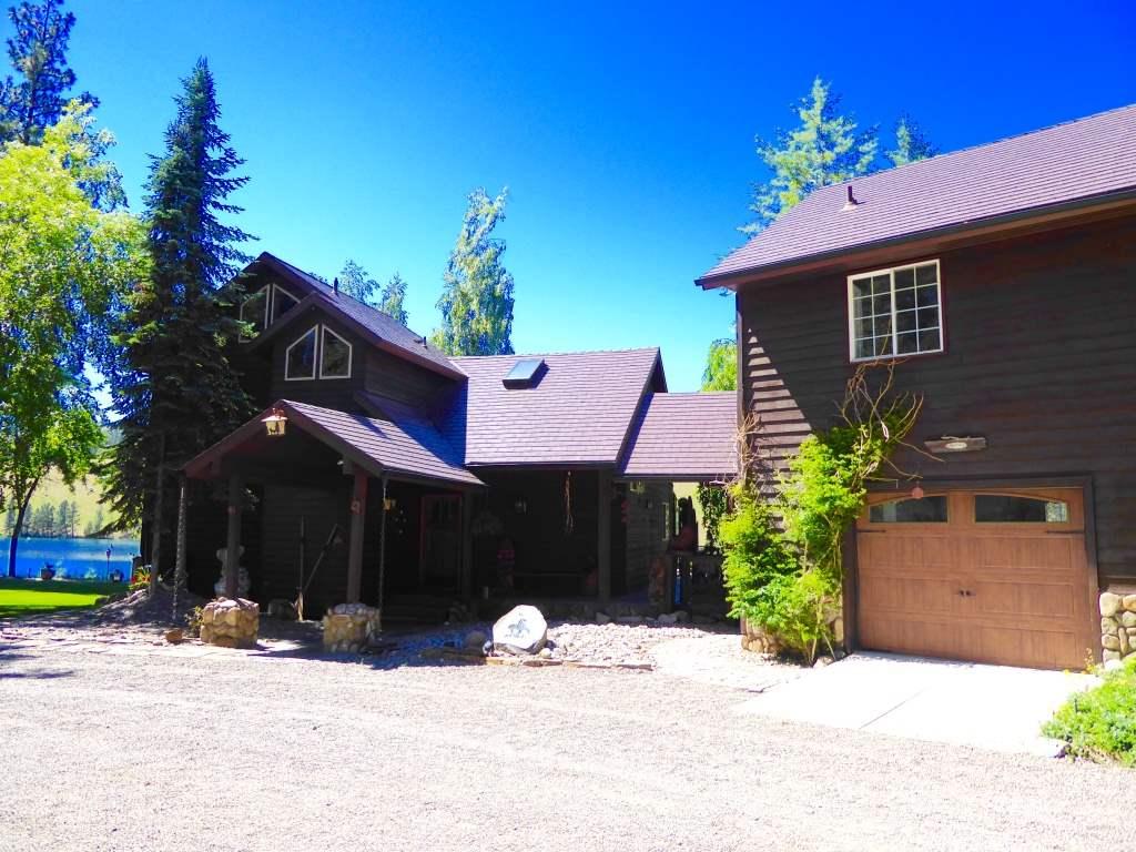 Single Family Home for Sale at 21201 N BYRNE Lane 21201 N BYRNE Lane Nine Mile Falls, Washington 99026 United States