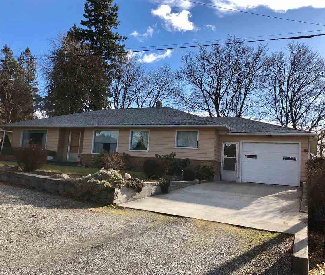 Single Family Home for Sale at 216 E 2nd Street 216 E 2nd Street Rosalia, Washington 99170 United States