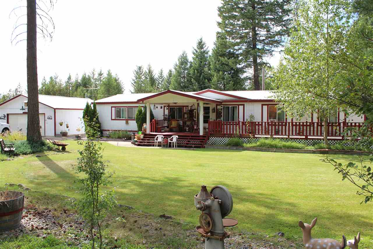 Mobile Homes for Sale at 4746 Old Priest River Road 4746 Old Priest River Road Oldtown, Idaho 83822 United States