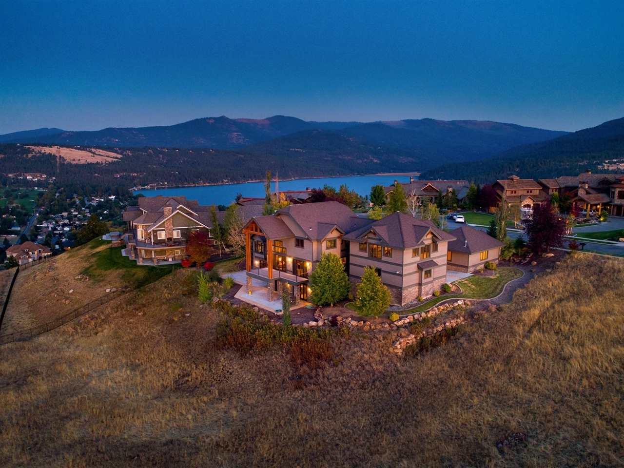 Single Family Home for Sale at 22251 E Bennett Lane 22251 E Bennett Lane Liberty Lake, Washington 99019 United States