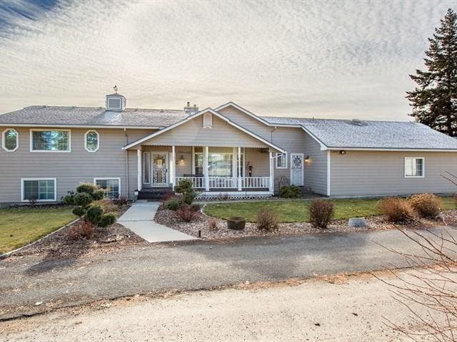 Single Family Home for Sale at 16423 N Star Barn Road 16423 N Star Barn Road Davenport, Washington 99122 United States