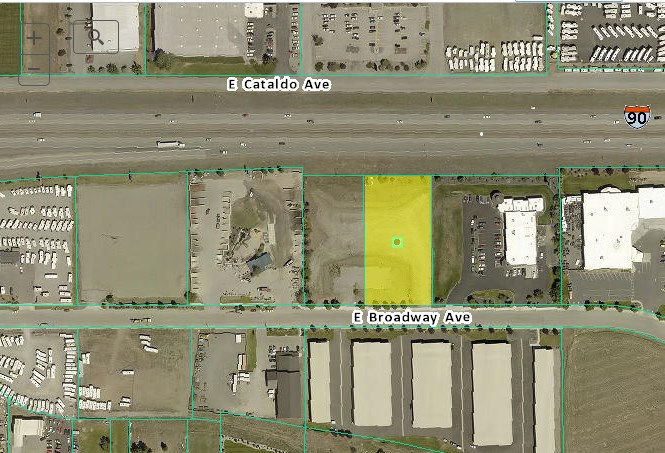 Land for Sale at 19309 E Broadway Avenue 19309 E Broadway Avenue Spokane Valley, Washington 99016 United States