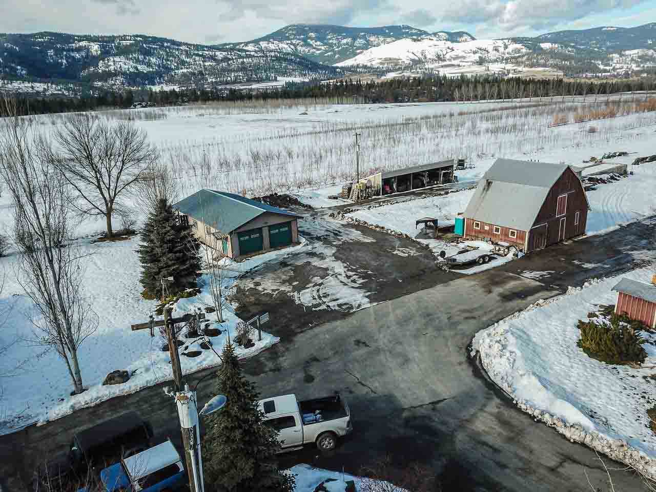 Commercial for Sale at 2198 WA-25 Hwy 2198 WA-25 Hwy Kettle Falls, Washington 99141 United States