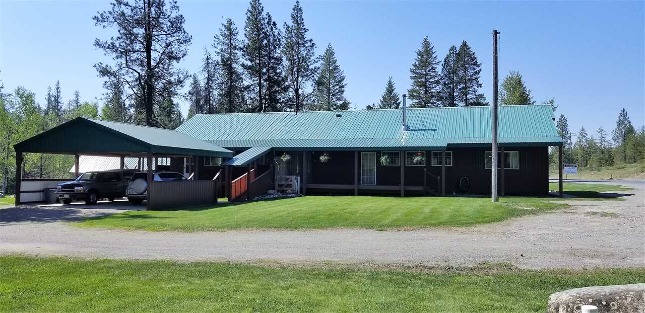 Single Family Home for Sale at 1582 E HWY 20 1582 E HWY 20 Colville, Washington 99114 United States