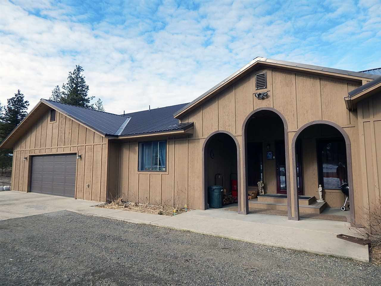 Single Family Home for Sale at 31285 E Ruffed Grouse Drive 31285 E Ruffed Grouse Drive Davenport, Washington 99122 United States