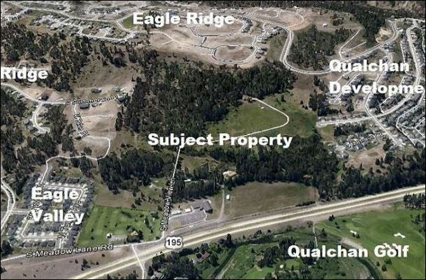 Land for Sale at 400 W Talon Drive 400 W Talon Drive Spokane, Washington 99224 United States