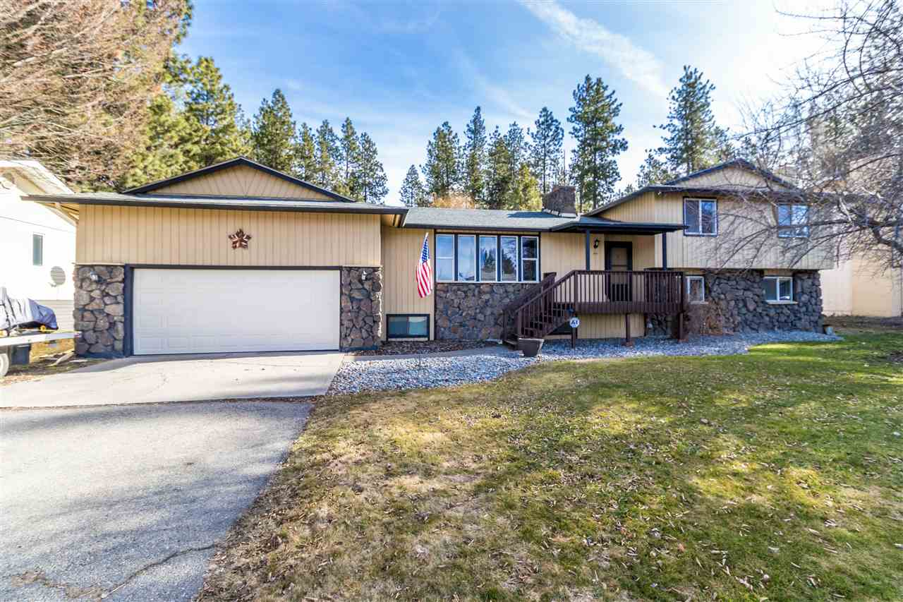 Single Family Home for Sale at 2615 S TIMBERLANE Drive 2615 S TIMBERLANE Drive Veradale, Washington 99037 United States