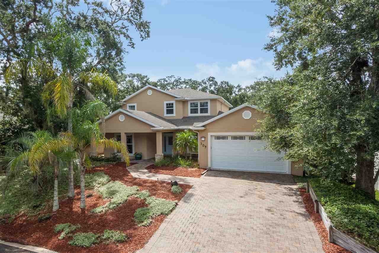 309 SPANISH OAK CT, ST AUGUSTINE BEACH, FL 32080