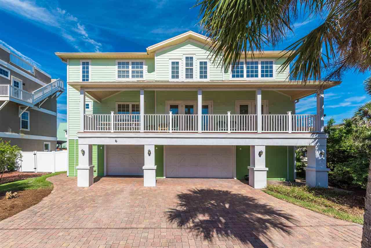 6 12TH STREET, ST AUGUSTINE BEACH, FL 32080  Photo 2