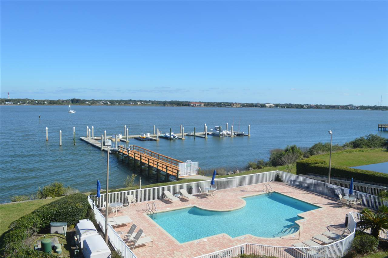 157 MARINE UNIT 303 & BOAT SLIP, ST AUGUSTINE, FL 32084  Photo 1