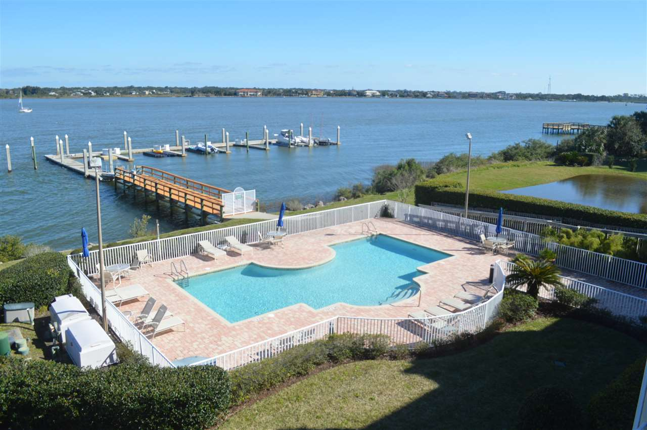 157 MARINE UNIT 303 & BOAT SLIP, ST AUGUSTINE, FL 32084  Photo 31